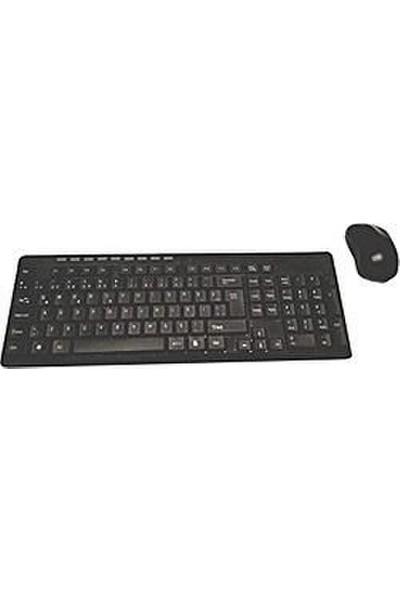 Dexim Multimedia Kablosuz Klavye Mouse DAKSKM0012