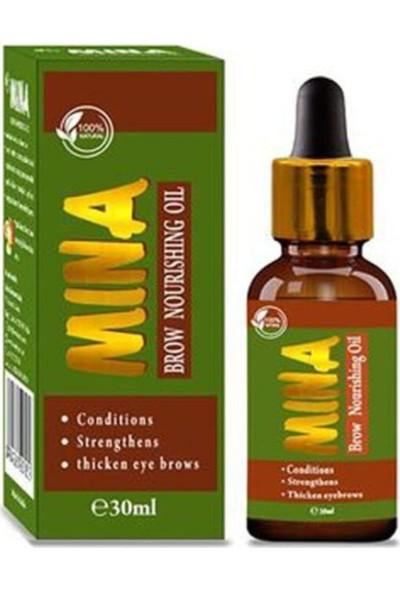 Mina Henna Kaş Kınası Besleyici Yağ 30 ml