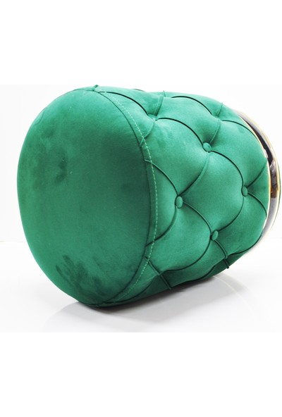 Zem Lunge Chester Green - Gold Puf