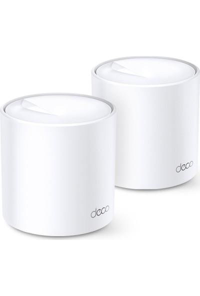 TP-Link Deco X20 AX 1800 Mbps Tüm Ev Mesh Wi-Fi 6 Sistemi ( 2'lü Paket )