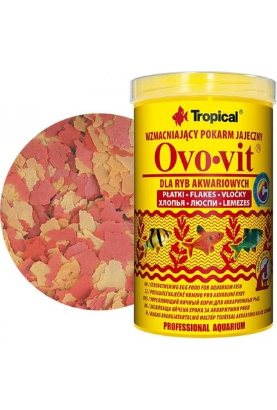 Tropical Ovo-Vit 100 ml / 20 gr