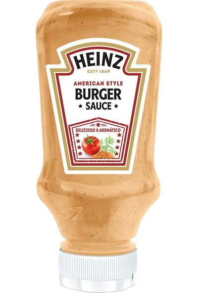 Heinz American Burger Sos 230 gr