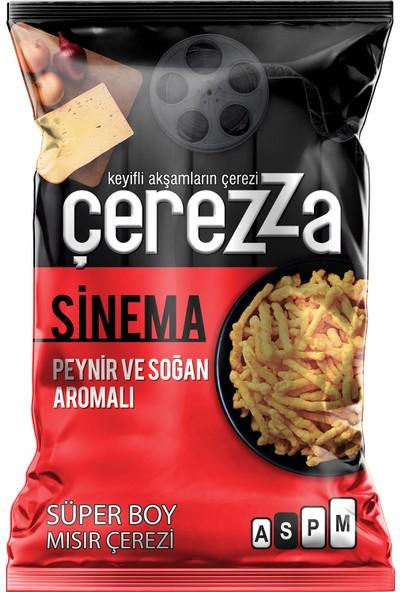 Çerezza Sinema Peynir Soğan Süper Boy 117 gr