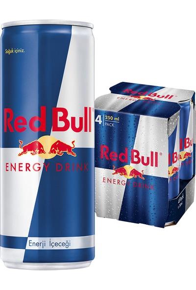 Red Bull Enerji İçeceği 4x250 ml