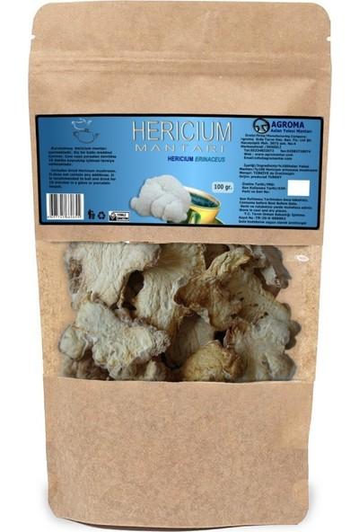 Agroma Hericium Aslan Yelesi Mantarı Kuru - Dilimli 100 gr