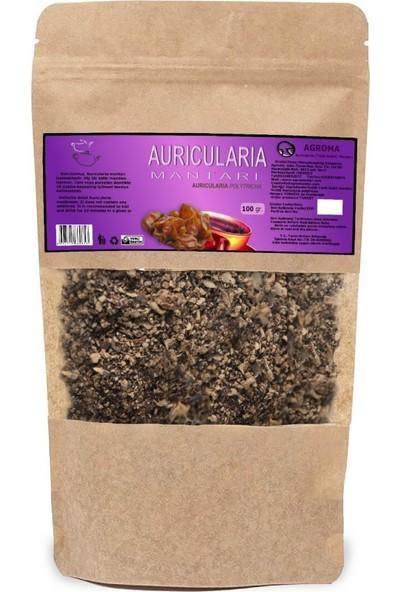 Agroma Auricularia Mantarı Kuru - Öğütülmüş 100 gr