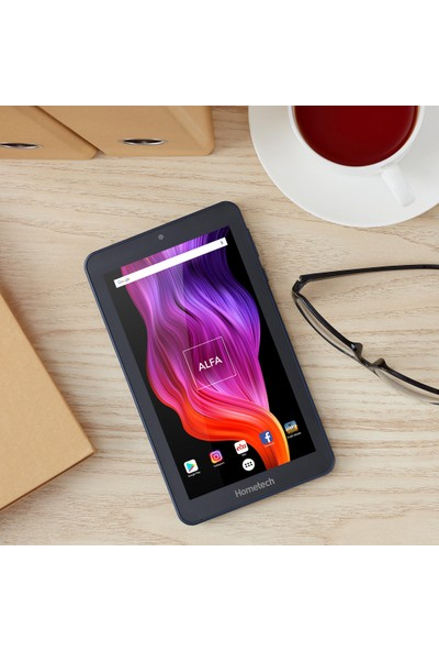 "Hometech Alfa 7 Lm 32GB 7"" IPS Tablet"