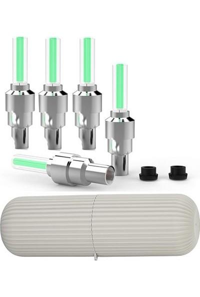 Transformacion 5 Ad Yedekli Yeşil Işıklı Sibop Kapağı Organizer Box Hediyeli 428762