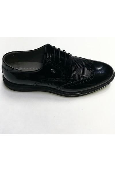 M.karaca Bağcıklı Şık Günlük Klasik Ayakkabı