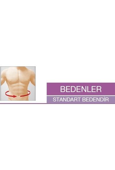Orlex® Orx-St 116STANDART Abdominal Korse (Doğum Sonra Sarkması,fıtık Ameliyat Sonrası Kullanılır)