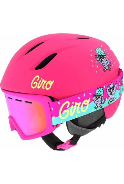 Giro Launch Youth Kayak Kaskı ve Gözlüğü