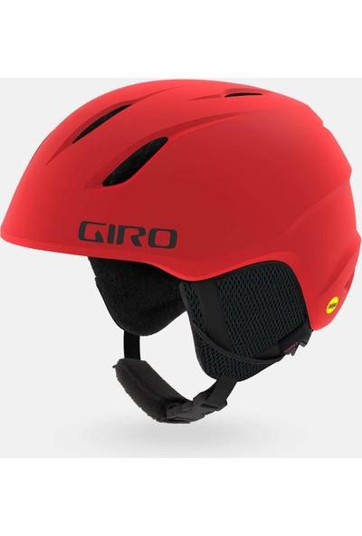 Giro Launch Mıps Youth Kayak Kaskı - Kırmızı