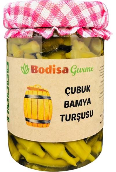Bodisa Gurme Çubuk Bamya Turşusu 1 kg