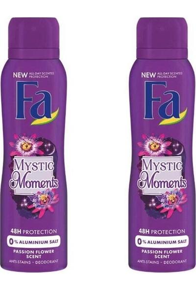 Fa Mystic Moments Bayan Deodorant 150 ml x 2 Adet