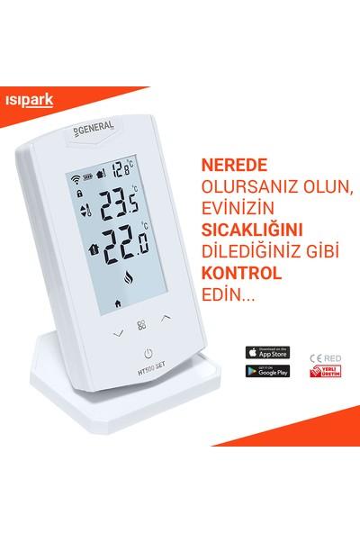 General HT500SET Akıllı Oda Termostatı Beyaz