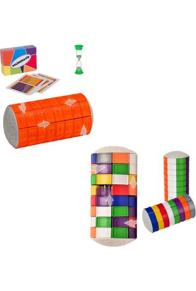 Kelimematik Eğlenceli Aile Kutu Oyun Seti ve Renkmatik Eğitici Oyuncak Ikili Oyuncak Seti