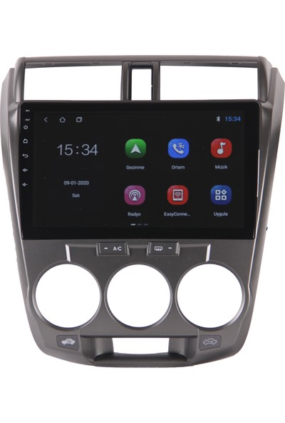 Hd 110 Honda Classic City 2008-2014 Multimedya Gps EKRAN1+16GB
