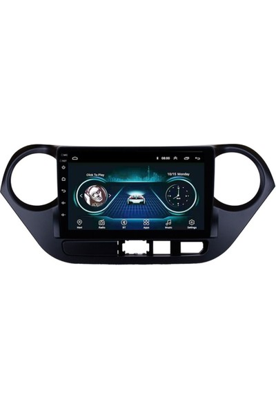 Hyundai I10 2012-2016 Model Multimedya Gps Dokunmatik EKRAN2+32GB