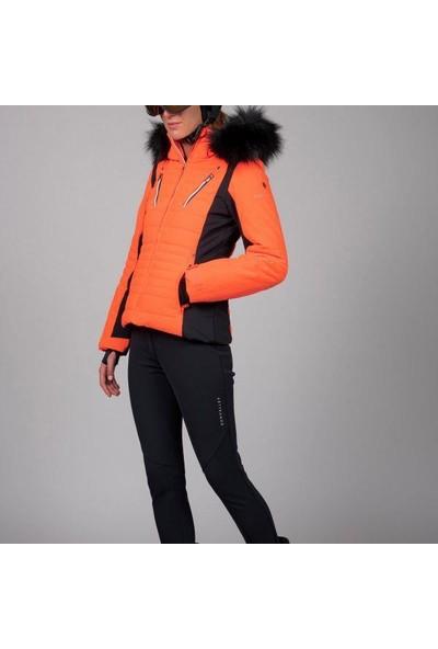 Sun Valley Kelp Kadın Kayak ve Snowboard Montu Turuncu