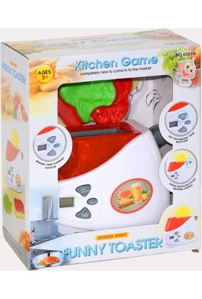 Bircan Pilli Ekmek Kızartma Makinesi