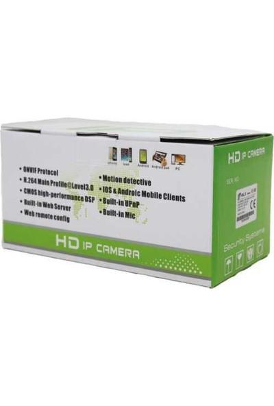 Valx VHC-100IP 3.6mm 1.3mp Onvıf Güvenlik Kamerası