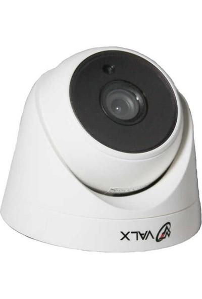 Valx VHC-228 3.6mm 1.3mp Dome Sesli Ip Güvenlik Ka