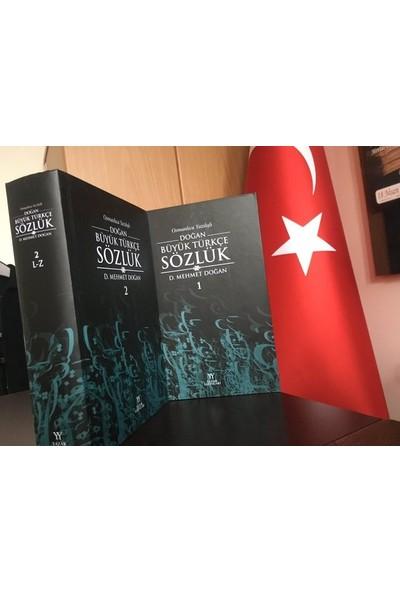 Osmanlıca Yazılışlı Doğan Büyük Türkçe Sözlük - D. Mehmet Doğan