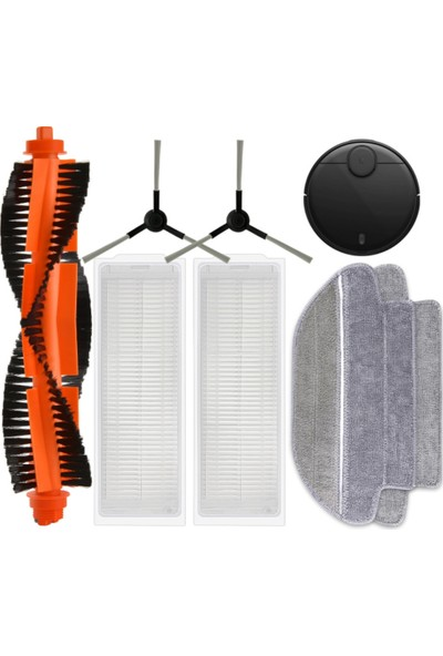 Forester Toys Xiaomi Mi Robot Vacuum Mop Pro Uyumlu Yenileme Seti