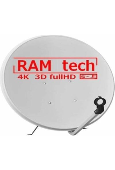 Ramtech Büyük Maunt 90 cm Çanak Anten ve Montaj Ayağı 150018