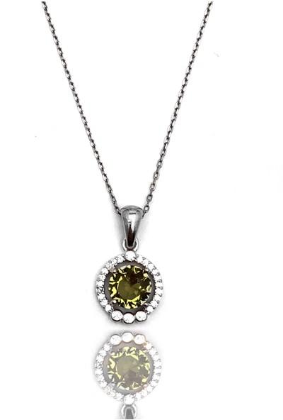 Midyat Gümüş Dünyası Zultanit Taşlı Üçlü SET(STOK:20201085)