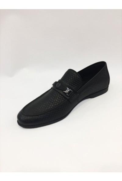 Mariotto Hakiki Deri Termo Taban Klasik Şık Ayakkabı