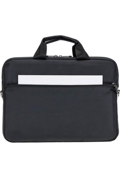 """PLM 13"""" 14"""" Inç Laptop Çantası / 14 Inç Kumaş Evrak Laptop Çantası"""