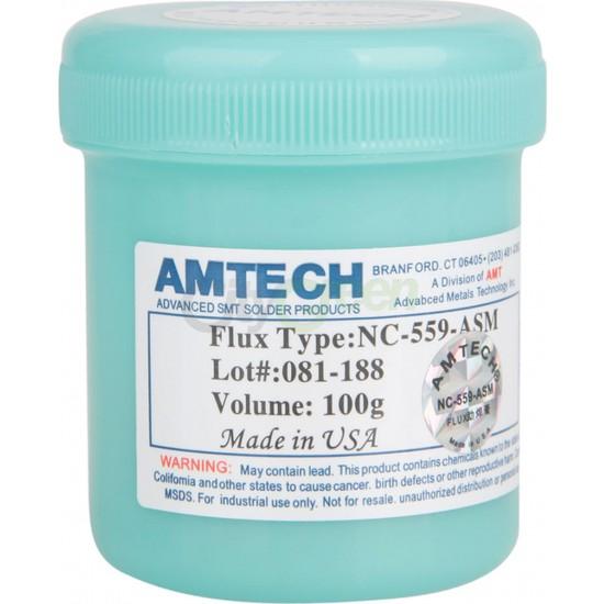 Amtech NC-559-ASM Beyaz Renk Krem Flux 100 gr