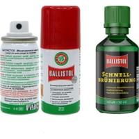Ballistol Klever Guick Boya 50ML ve Ballistol Yağ 25ML