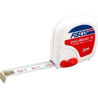 Fisco 3 M Çelik Şerit Metre