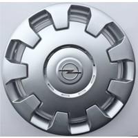 Trend Plus Opel Astra G - Combo 15'' Inç 4 Adet Kırılmaz Esnek Jant Kapağı TRD166