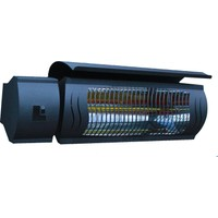 Normgas Mtn-Esk 2000W Infrared Kumandalı Elektrikli Isıtıcı