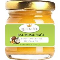 Queen Bee Doğal Balmumu Yağı