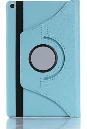 "E-TicaShop Samsung Galaxy Tab A SM-T510/T515/T517 Dönerli 10.4""Tablet Kılıfı Seti Ekran Koruyucu ve Tablet Kalemi"