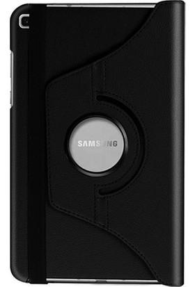 "E-TicaShop Samsung Galaxy Tab A7 SM-T500 Dönerli 10.4""Tablet Kılıfı Seti Ekran Koruyucu ve Tablet Kalemi"