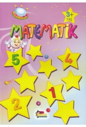 İlk Akademi Yayınları İlk Akademi Matematik 3 Yaş