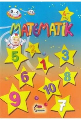 İlk Akademi Yayınları İlk Akademi Matematik 4 Yaş