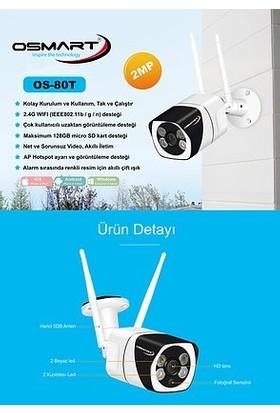 Osmart OS-80T Ip (Network) Kamera