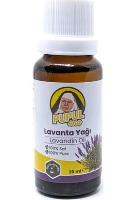 Pupul Ana Saf Lavanta Yağı 20 ml
