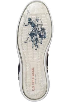 U.s. Polo Assn. Penelope Hıgh 1fx Lacivert Kadın Havuz Taban Sneaker