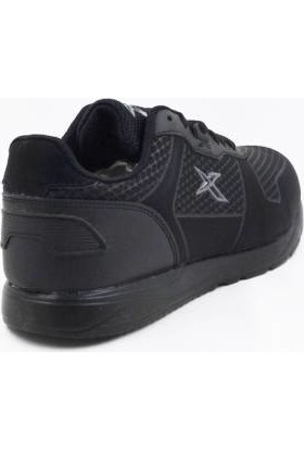 Kinetix Morgan 100417644 Siyah Erkek Yazlık Spor Ayakkabı