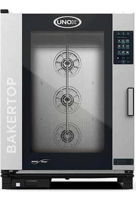 Unox Bakertop Plus Kombi Fırın (16-40X60 Tepsi Kapasiteli) - Elektrikli - XEBC-10EU-EPR