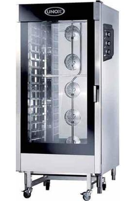 Unox Bakerlux Konveksiyonel Fırın - Buharlı - Manuel (16-40X60 Tepsi Kapasiteli) - Elektrikli