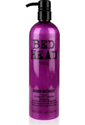 Tigi Bed Head Dumb Blonde Şampuan 750 ml