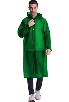 Savage 11011 Pvc Cep Yağmurluk (Yeşil) Xl